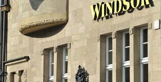 Hotel Windsor - Düsseldorf - Utomhus
