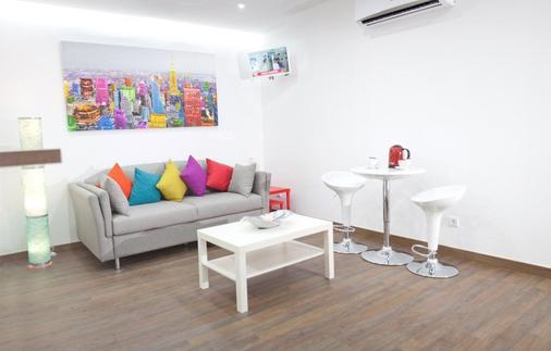 Color Suites Alicante - Alicante - Olohuone