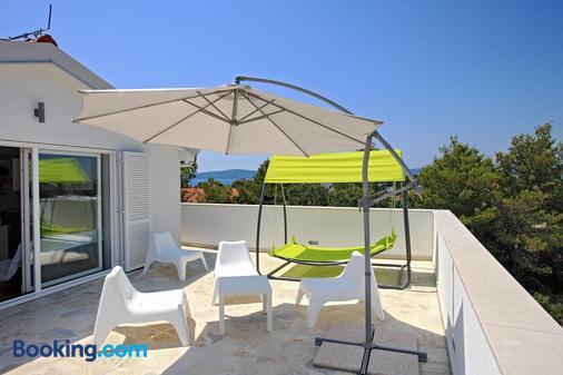 Apartments Vila Moli - Bibinje - Balcony
