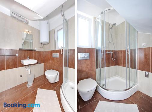 Apartments Vila Moli - Bibinje - Bathroom