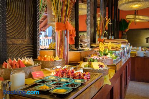 Golden Temple Hotel - Siem Reap - Buffet