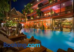 Golden Temple Hotel - Siem Reap - Pool
