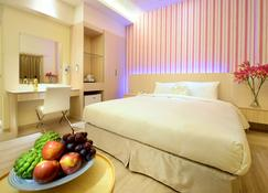 Anho Hotel - Yilan City - Bedroom