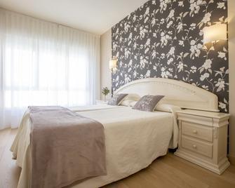 Hotel Ciudad De Calahorra - Calahorra - Bedroom