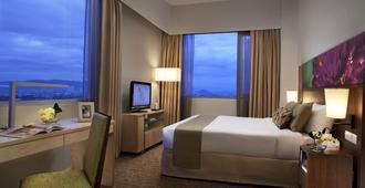 Somerset Kuala Lumpur - קואלה לומפור - חדר שינה