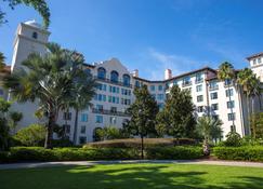 Universal's Hard Rock Hotel - Orlando - Edifício