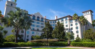 Universal's Hard Rock Hotel - Orlando - Building