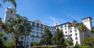 Universal's Hard Rock Hotel - Orlando - Rakennus