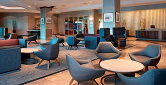 Courtyard by Marriott Detroit Downtown - Detroit - Lounge