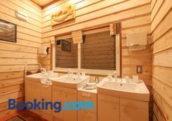 Sappolodge - Hostel - Sapporo - Bathroom