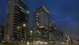 L7 Gangnam By Lotte - Seúl - Edificio