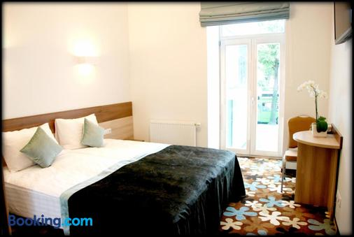 Algiro Hotel - Kaunas - Phòng ngủ