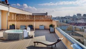 布爾諾阿萬蒂酒店 - 布爾諾 - 布爾諾 - 陽台