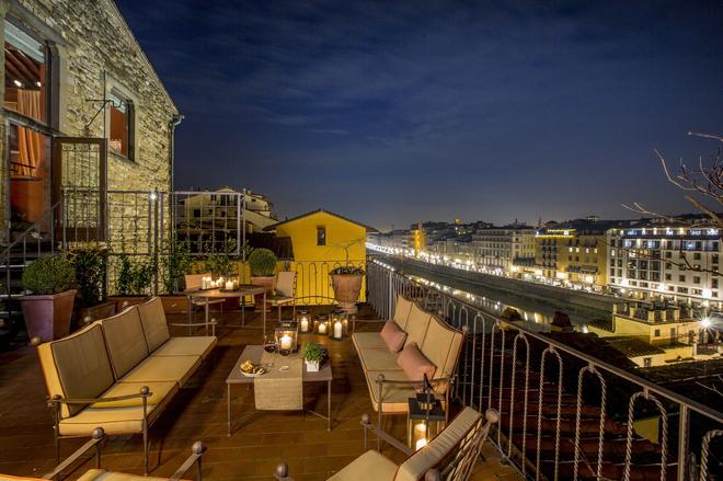 Torre Mannelli Suites - Florence - Balcony