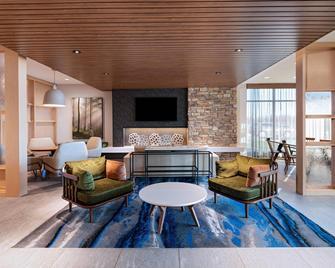 Fairfield Inn & Suites By Marriott Oskaloosa - Oskaloosa - Лоббі