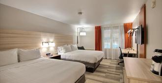 Holiday Inn Express Hotel & Suites Milwaukee Airport, An IHG Hotel - Milwaukee - Bedroom