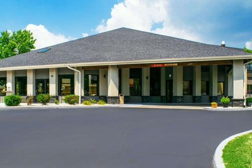 Quality Inn Plainfield - Indianapolis West - Plainfield - Rakennus