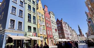 Liberum Residence - Gdansk - Vista del exterior