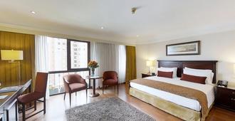Hotel Estelar La Fontana - Bogota - Slaapkamer