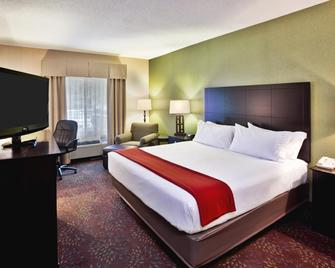 Holiday Inn Express Hotel & Suites Woodhaven, An IHG Hotel - Woodhaven - Спальня