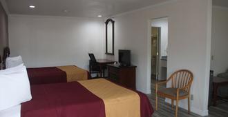 雷丁最佳價值套房酒店 - 雷丁 - 臥室