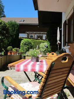 Gästehaus Kerschbaum - Grainau - Balcony