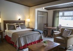 Yamnuska Suites - Canmore - Bedroom