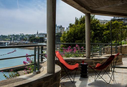 Castelbrac - Dinard - Κρεβατοκάμαρα