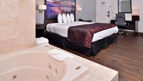 Americas Best Value Inn Hollywood Los Angeles - Los Angeles - Schlafzimmer