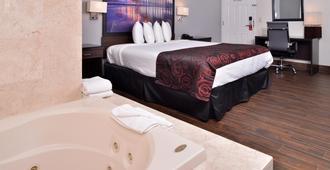 Americas Best Value Inn Hollywood Los Angeles - לוס אנג'לס - חדר שינה
