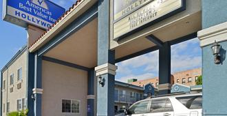 Americas Best Value Inn Hollywood Los Angeles - Los Angeles - Building