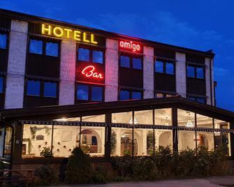 Hotell Amigo - Emmaboda - Building