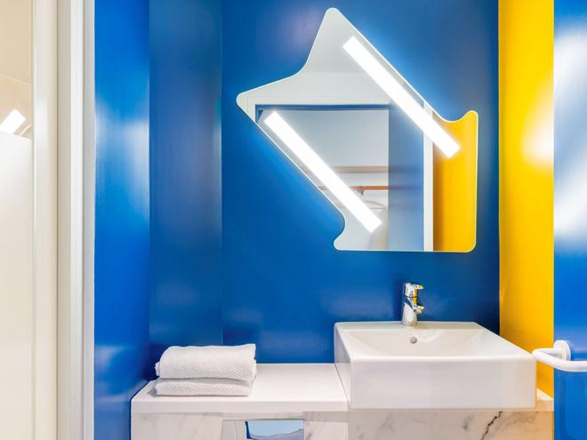 ibis budget Geneve Saint Genis Pouilly - Saint-Genis-Pouilly - Bathroom