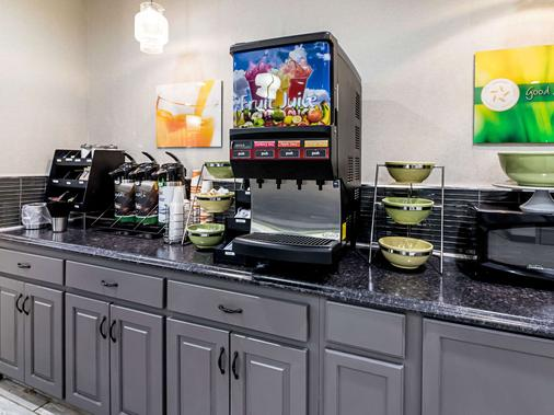 Quality Inn - Knoxville - Buffet