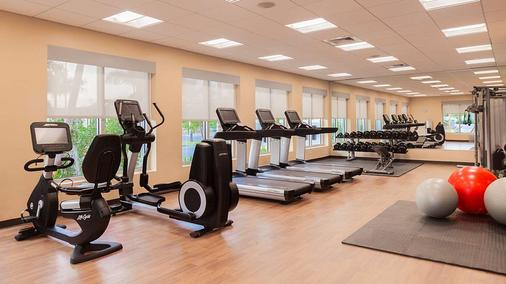 Hyatt Place San Juan/City Center - San Juan - Gym