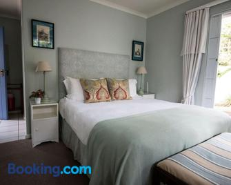Cornerway House - Plettenberg Bay - Bedroom