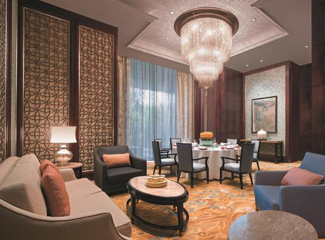 Shangri-La Hotel, Shenyang - Shenyang - Oleskelutila