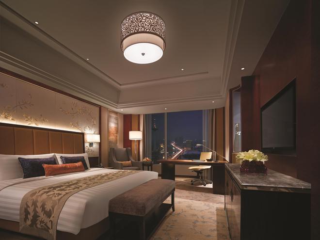 Shangri-La Hotel, Shenyang - Shenyang - Makuuhuone