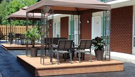 Motel Du Parc Secteur Hull - Gatineau - Patio