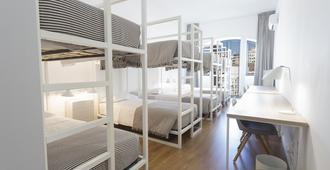 阿拉米達尊爵之家青年旅舍 - 法魯 - 臥室