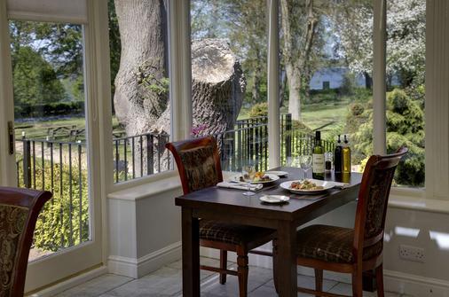 Best Western Normanton Park Hotel - Oakham - Comedor