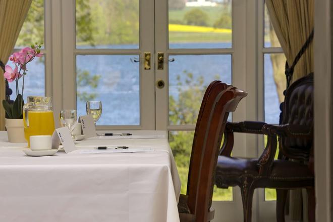 Best Western Normanton Park Hotel - Oakham - Meeting room