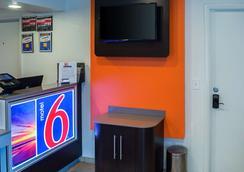 Motel 6 Charleston South - Charleston - Hành lang
