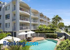 The Beach Houses - Maroochydore - Building
