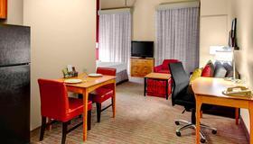 Residence Inn by Marriott Atlanta- Midtown/Peachtree at 17th - Atlanta - Bedroom