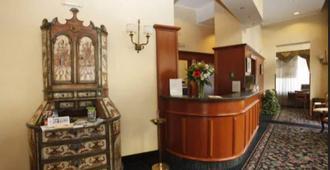 Hotel Colonna - Brindisi - Front desk
