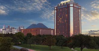 Hilton Anatole - Dallas - Building