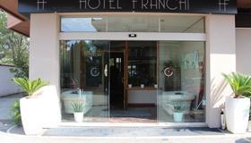 Hotel Franchi - Florence - Building