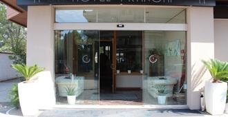 Hotel Franchi - Florencia - Edificio