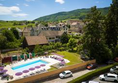 Best Western Hotel & SPA Le Schoenenbourg - Riquewihr - Pool